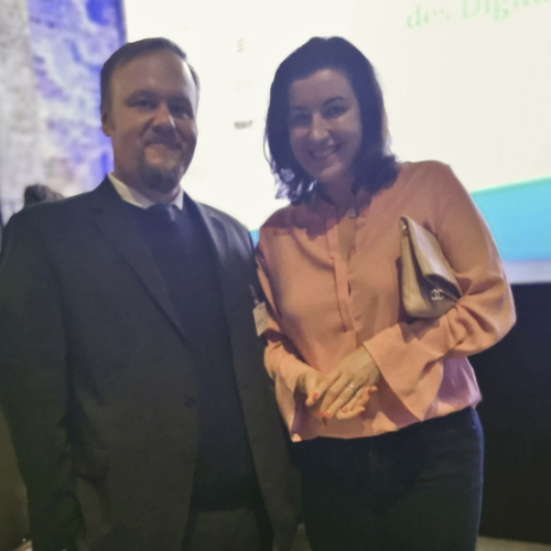 Cloud Item auf dem Digital Gipfel 2019