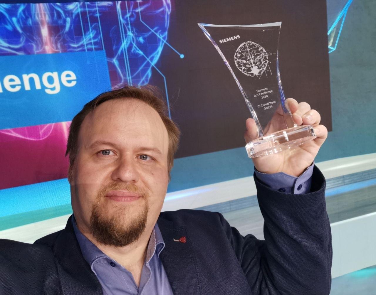 Cloud Item IOOT Challenge von Siemens